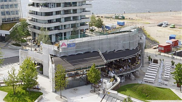 East Coast Restaurant, Hamburg-Hafencity - Detailplanung und Baubegleitung