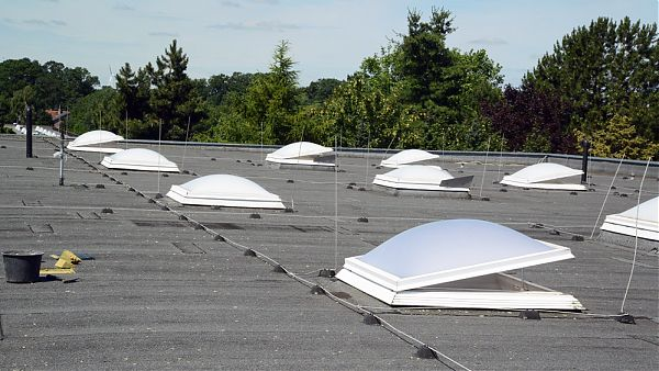 Beckhoff Automation, Verl (Ostwestfalen) - Planung und Baubegleitung der Dachsanierung