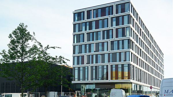 Neubau Steigenberger Hotel und GOP, Bremen