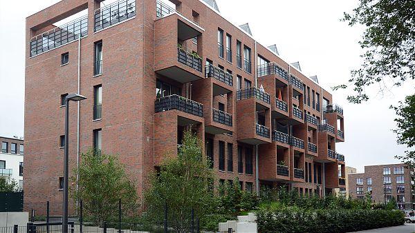 Wohnhaus (Architekt v. Gerkan), Hamburg