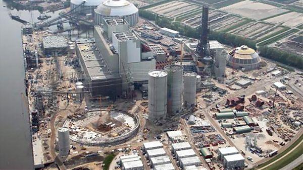 Neubau Kraftwerk Moorburg, Hamburg